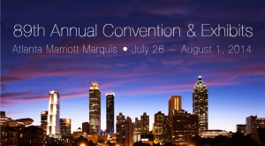 National Bar Association's 89th Annual Convention and Exhibits in Atlanta July 26 - August 1, 2014