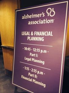 Alzheimer's Association Presentation