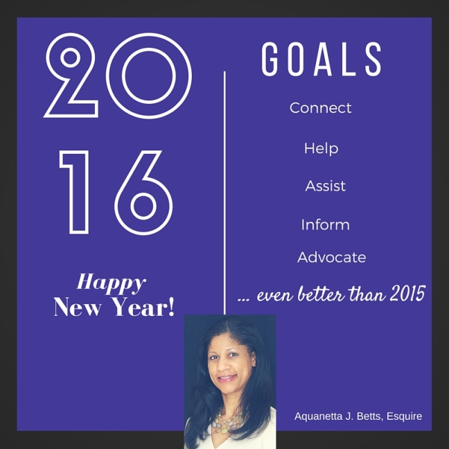 GOALS New Year 2016 30Dec15